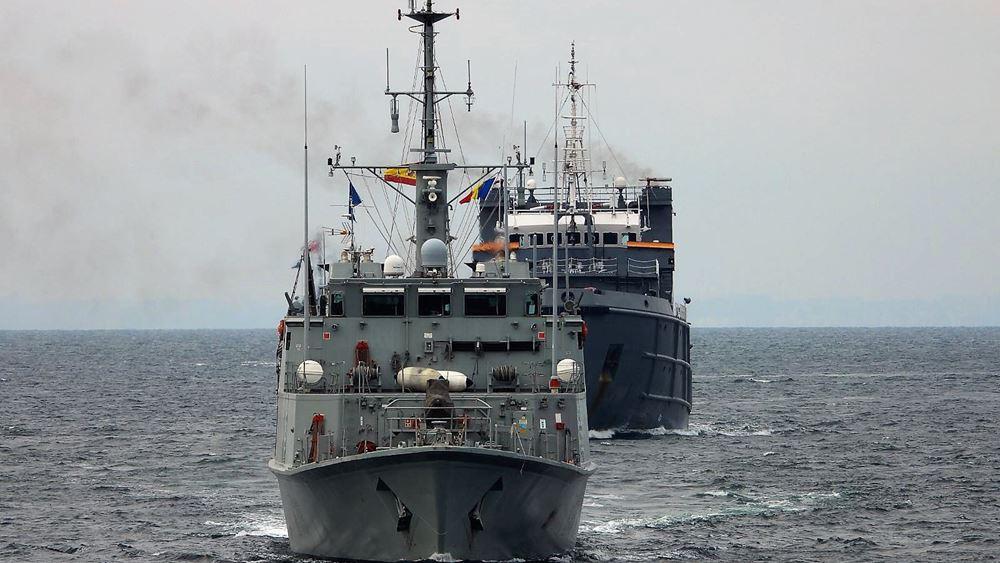 Προκλήσεις από τουρκικές φρεγάτες ανοιχτά της Κρήτης - Διαψεύδει το ΓΕΕΘΑ ότι παραβίασαν τα χωρικά ύδατα