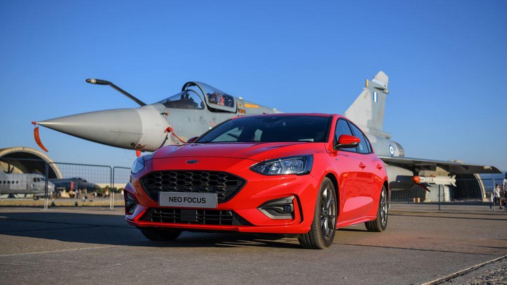 """H Ford """"προσγειώνεται"""" στο Athens Flying Week 2019"""