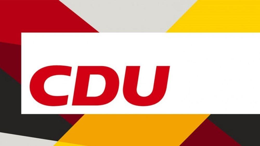 Στα μέσα Ιανουαρίου η εκλογή του νέου αρχηγού του CDU