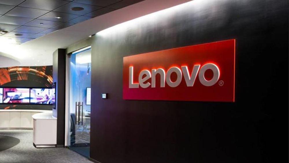 Βελτίωση μεγεθών για τη Lenovo στο α΄ τρίμηνο