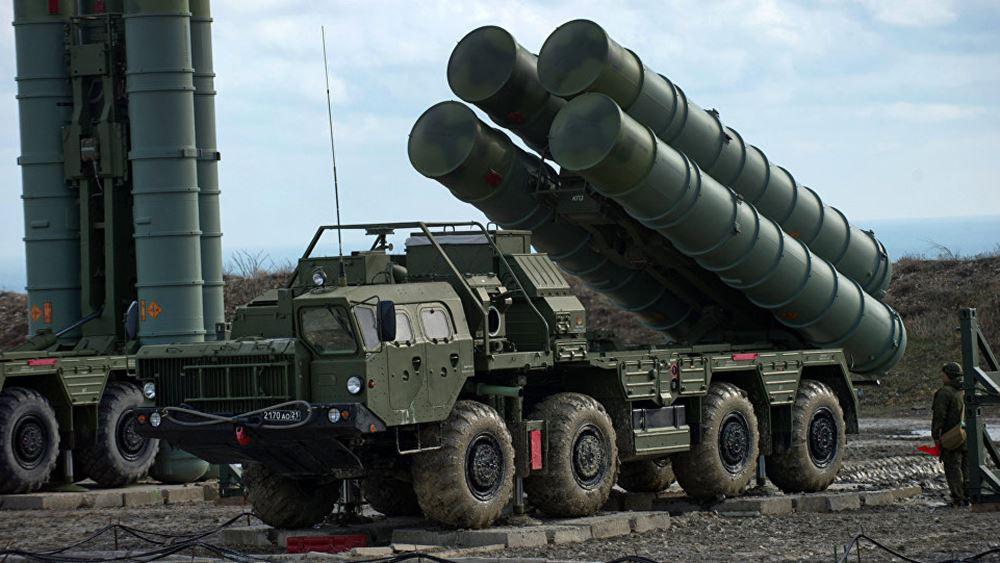 Πεντάγωνο: Προτρέπει την Τουρκία να μην προχωρήσει στην παραλαβή των ρωσικών πυραύλων S - 400