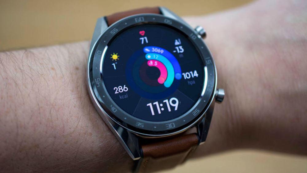 Huawei: Αύξηση 282,2% στις πωλήσεις wearables