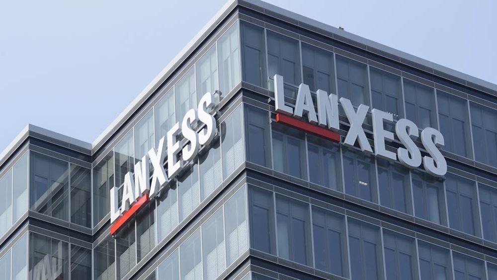 Lanxess: Υποχώρησαν τα καθαρά κέρδη γ΄ τριμήνου