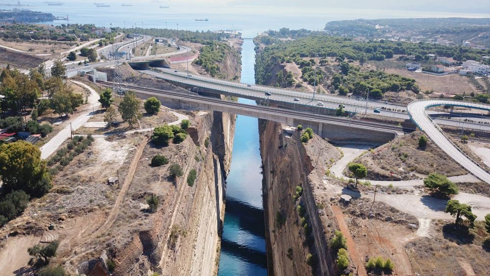 Κόρινθος: Ολοκληρώθηκαν οι εργασίες αποκατάστασης στον Ισθμό