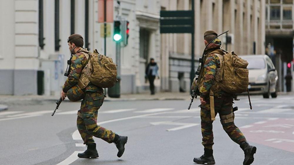 Βέλγιο: Το πτώμα ενός άνδρα που βρέθηκε σε δάσος πιστεύεται πως ανήκει στον ύποπτο για τρομοκρατία στρατιωτικό που αναζητούσαν οι αρχές