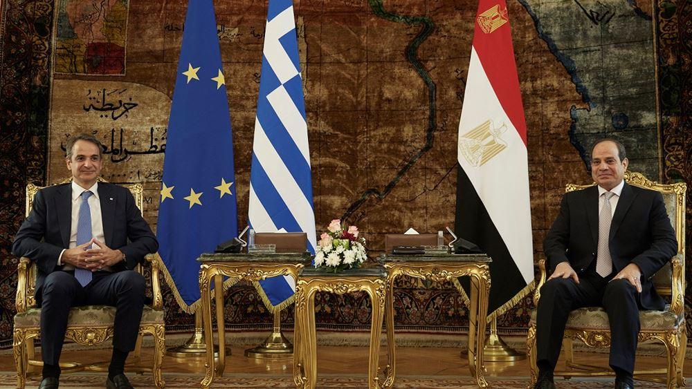 Αίγυπτος: Εκτενή τα δημοσιεύματα για τη συνάντηση Μητσοτάκη - Αλ Σίσι