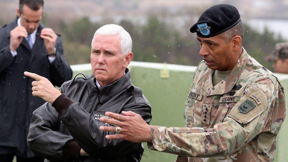 Βενεζουέλα: Ο Πενς δελεάζει τον στρατό για να στραφεί εναντίον του Μαδούρο
