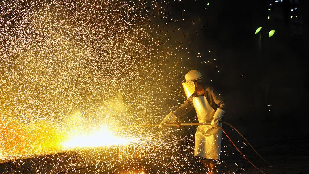 Γαλλία: Απροσδόκητη μείωση της βιομηχανικής παραγωγής τον Νοέμβριο