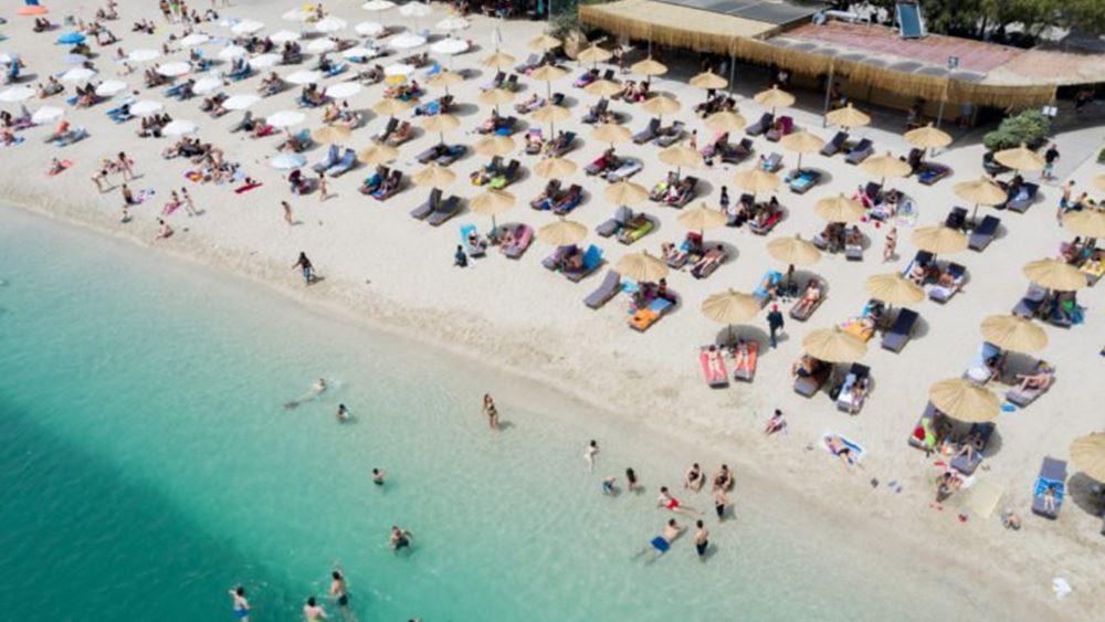 Δεύτερη παγκοσμίως σε Γαλάζιες Σημαίες η Ελλάδα - Η λίστα με τις 545 βραβευμένες παραλίες
