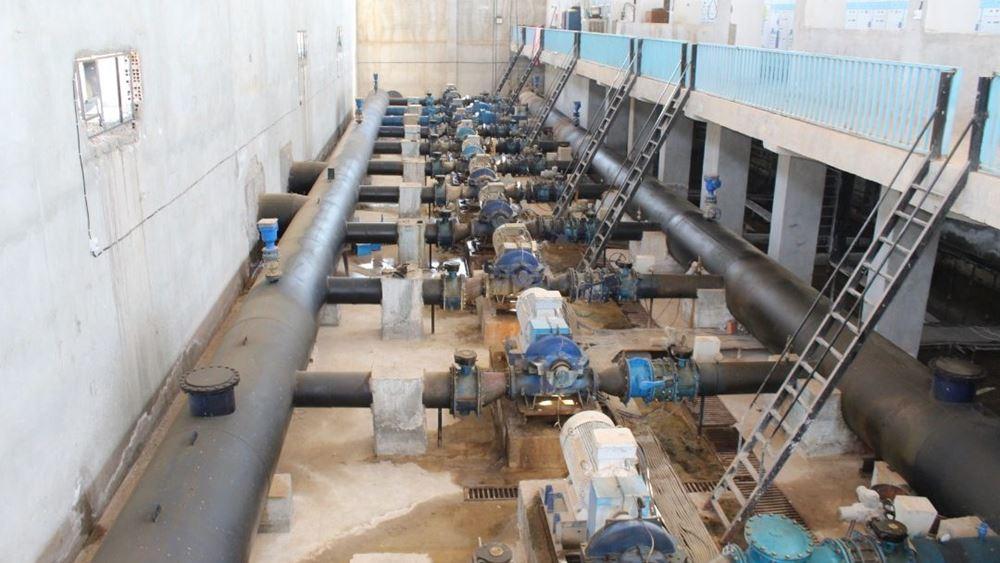 Οι Τούρκοι κόβουν το νερό από 1 εκατ. Σύρους - Οι ντόπιοι στη Χασάκα έχουν νερό 8 μέρες τον μήνα