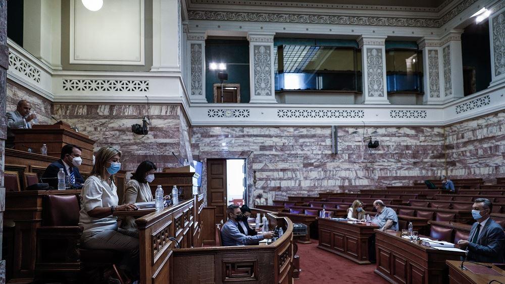 Βουλή - Κεραμέως - Φίλης 21.07.2021