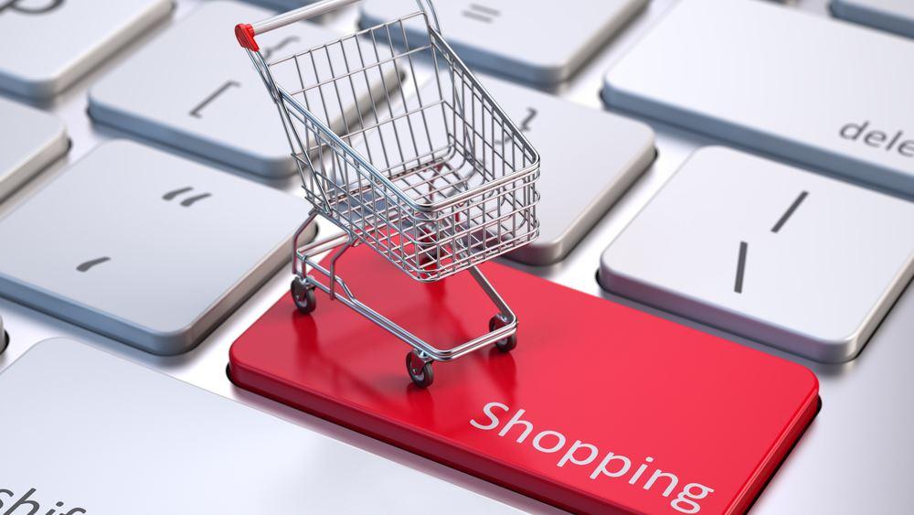 Εκτοξεύθηκε η καταναλωτική δαπάνη στα eshops - Έξι φορές πάνω ο τζίρος