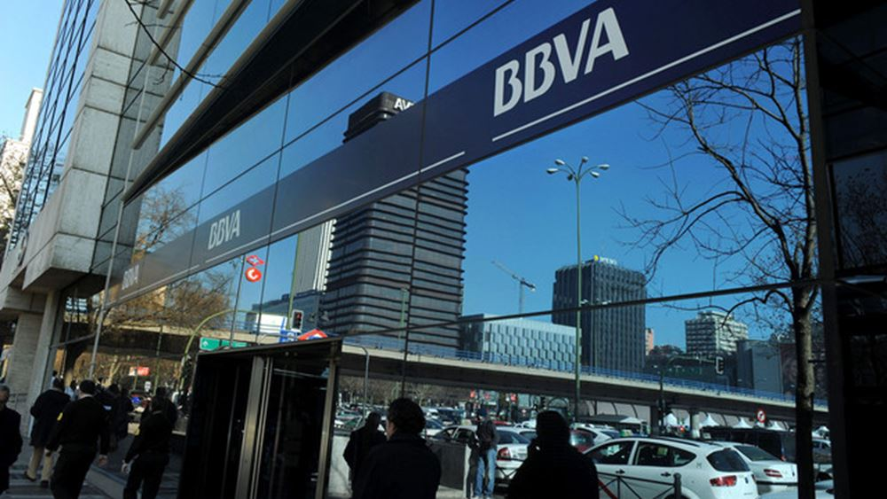BBVA: Καλύτερα των εκτιμήσεων τα αποτελέσματα β΄ τριμήνου