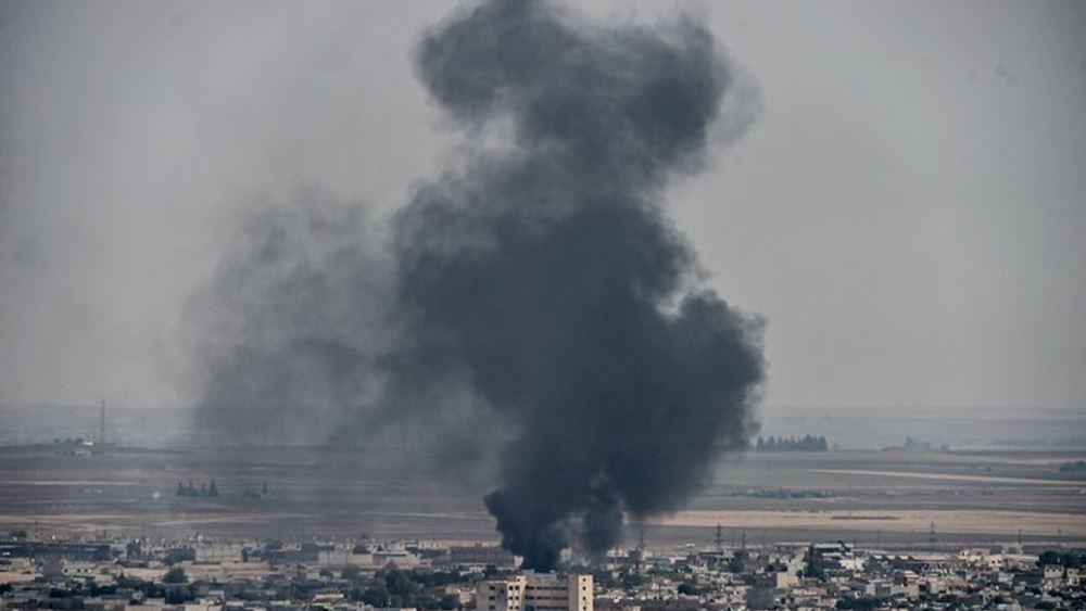 Συρία: Τουλάχιστον 12 άμαχοι σκοτώθηκαν από αεροπορικές επιδρομές της Ρωσίας