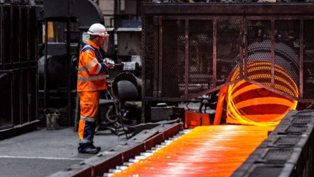 ΗΠΑ: Πτώση 0,4% της βιομηχανικής παραγωγής τον Σεπτέμβριο