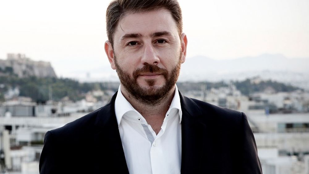 Ν. Ανδρουλάκης: Σαφές μήνυμα Τσίπρα και Μητσοτάκη ότι θέλουν να αλώσουν τον χώρο της κεντροαριστεράς