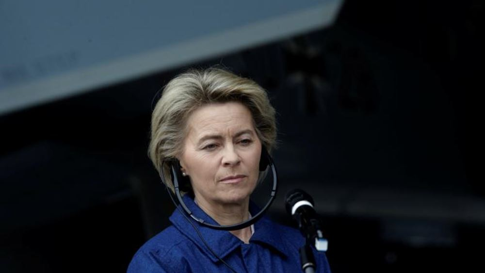 Γερμανικές αντιδράσεις στην υποψηφιότητα φον ντερ Λάιεν