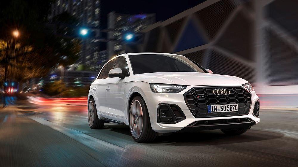 Πρεμιέρα για το νέο Audi SQ5 TDI