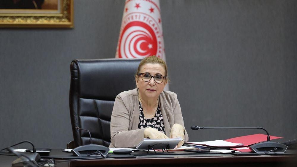 Σε σκάνδαλο διαφθοράς φέρεται να εμπλέκεται η υπουργός Εμπορίου της Τουρκίας