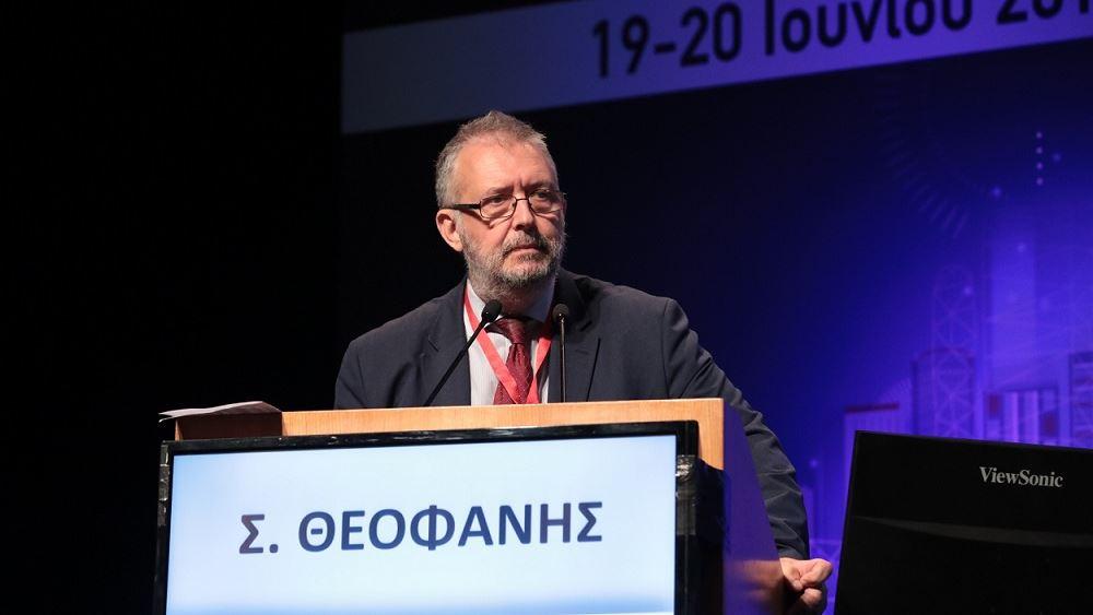 Σ. Θεοφάνης: Με διεθνή διαγωνισμό ιδεών θα ξεκινήσει το 2020 το Κέντρο Καινοτομίας του ΟΛΘ