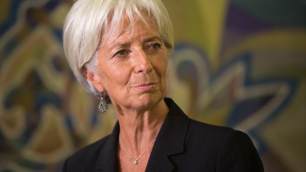 """Η """"παγίδα"""" του ΔΝΤ στην ΕΚΤ και το χρονοδιάγραμμα για το QE"""