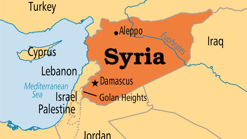 Συρία: Οι ρωσικές δυνάμεις εισήλθαν στη Ράκα μετά την αποχώρηση των αμερικανικών δυνάμεων
