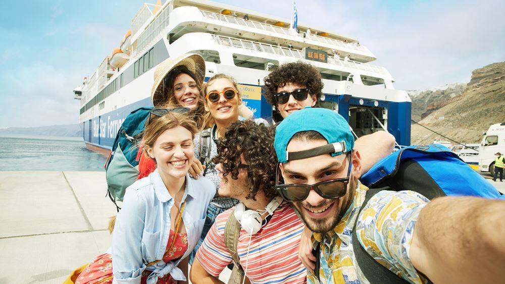 Μόνο με λίγα «κλικ» είμαστε έτοιμοι για ταξίδι με Blue Star Ferries!