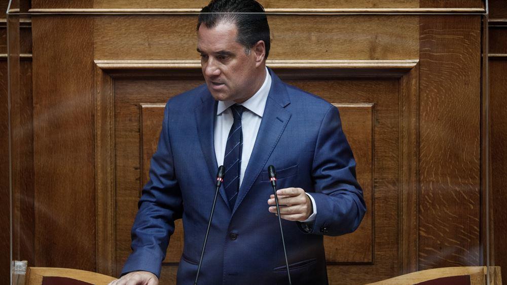 Άδ. Γεωργιάδης: Η υποχρεωτικότητα των εμβολιασμών γίνεται σε συνεργασία με τις Επιτροπές βιοηθικής