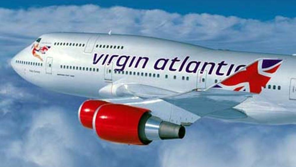 Virgin Atlantic: Σε καθεστώς προστασίας από χρεοκοπία η αεροπορική του Richard Branson