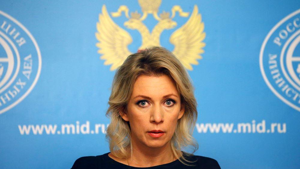 Ρωσία: Ελπίζουμε η Τουρκία να άκουσε την προειδοποίηση να μην τροφοδοτεί τις μιλιταριστικές διαθέσεις της Ουκρανίας