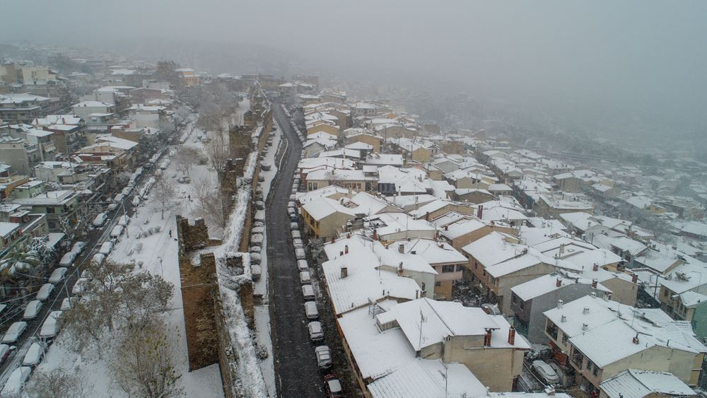 Κλειστά αύριο τα σχολεία στη Δυτική Μακεδονία λόγω του ψύχους