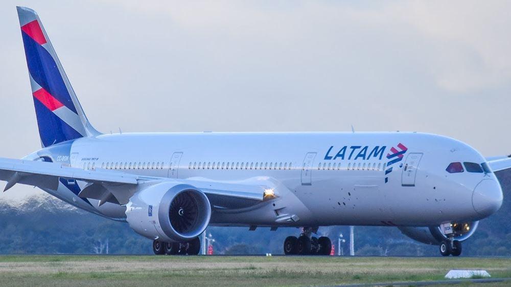 """""""Λύγισε"""" από τον κορονοϊό η μεγαλύτερη αεροπορική εταιρεία της Λατινικής Αμερικής"""