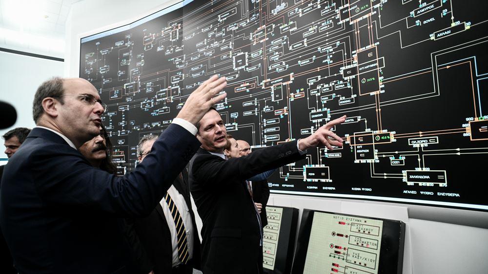 Χατζηδάκης: Σημαντικός ο ρόλος του ΑΔΜΗΕ στην αγορά ηλεκτρικής ενέργειας