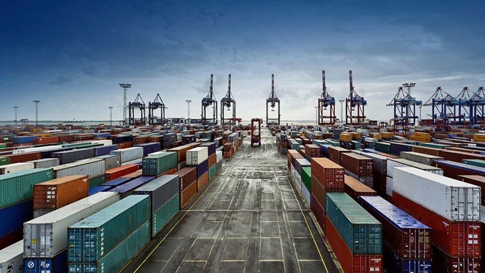 ΕΛΣΤΑΤ: Αύξηση 18,4% στο έλλειμμα εμπορικού ισοζυγίου στο 10μηνο