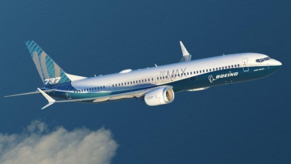 Η Boeing λέει ότι διόρθωσε το λογισμικό στα καθηλωμένα 737 ΜΑΧ