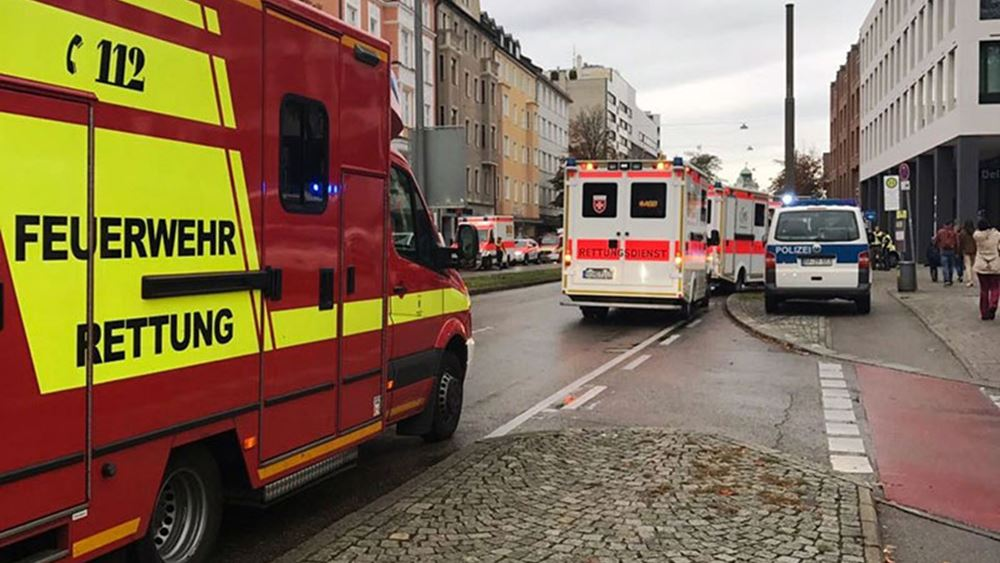 Μόναχο: Ψυχικά διαταραγμένος ο δράστης με το μαχαίρι