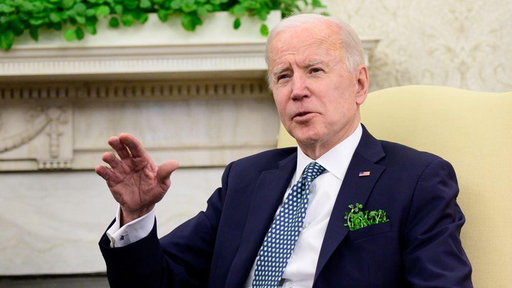 ΗΠΑ: Ο πρόεδρος Τζο Μπάιντεν θα ανακοινώσει μέτρα για τα πυροβόλα όπλα