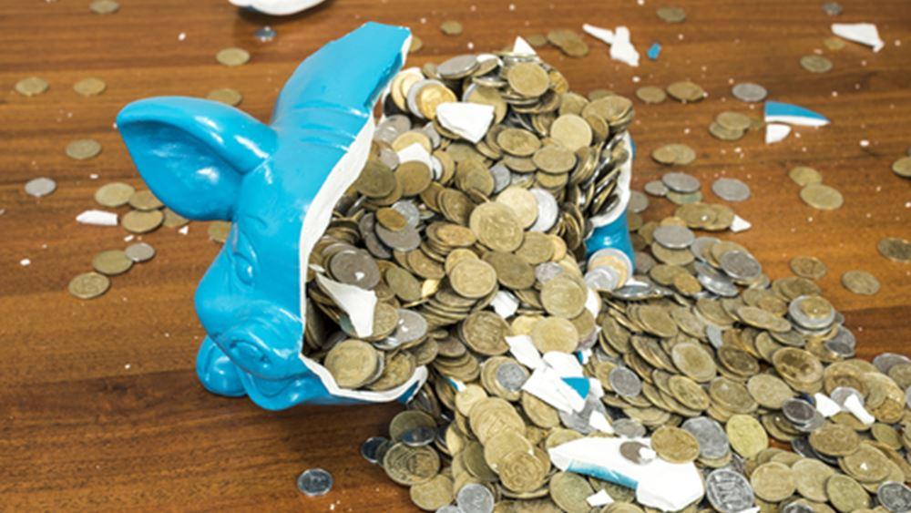 """Ποιοι εποφθαλμιούν τα 971 εκατ. ευρώ της """"13ης σύνταξης"""""""