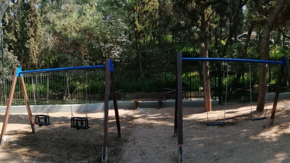 Ο Δήμος Αθηναίων ομορφαίνει τον λόφο του Στρέφη