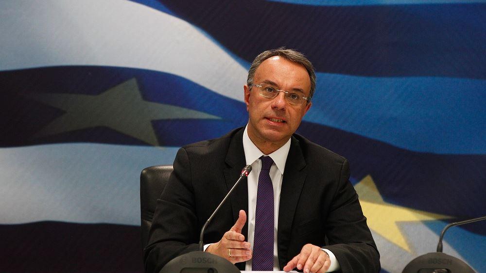 """Σταϊκούρας: """"Επίδομα"""" €600 σε ιατρούς, δικηγόρους και άλλους επαγγελματίες"""