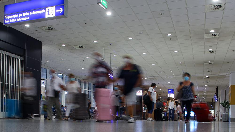 Βουτιά 70% της επιβατικής κίνησης στο Ελ. Βενιζέλος τον Ιούλιο
