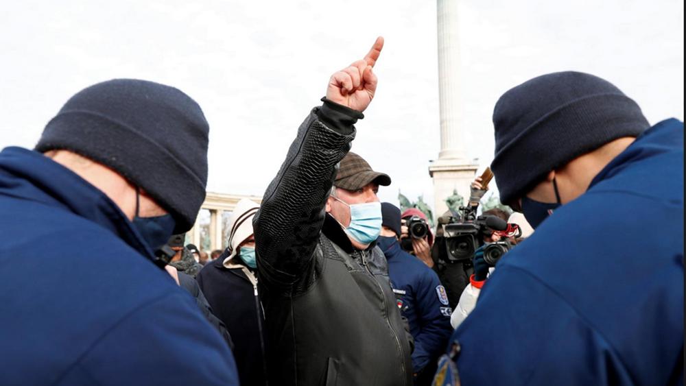 Ουγγαρία: Εκτόξευση των κρουσμάτων της επιδημίας, με τους ειδικούς να περιμένουν έξαρση