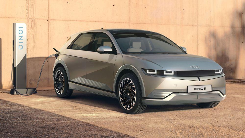 H Hyundai αποκαλύπτει το ηλεκτρικό Ioniq 5