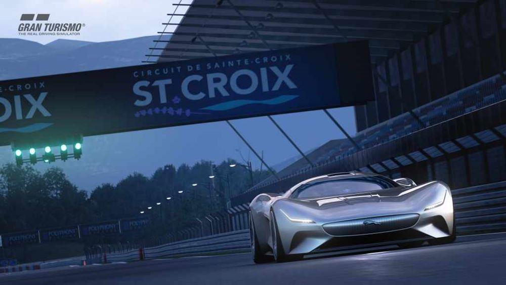 Jaguar: Tο πρώτο εικονικό πλήρως ηλεκτροκίνητο σπορ αυτοκίνητο της μάρκας