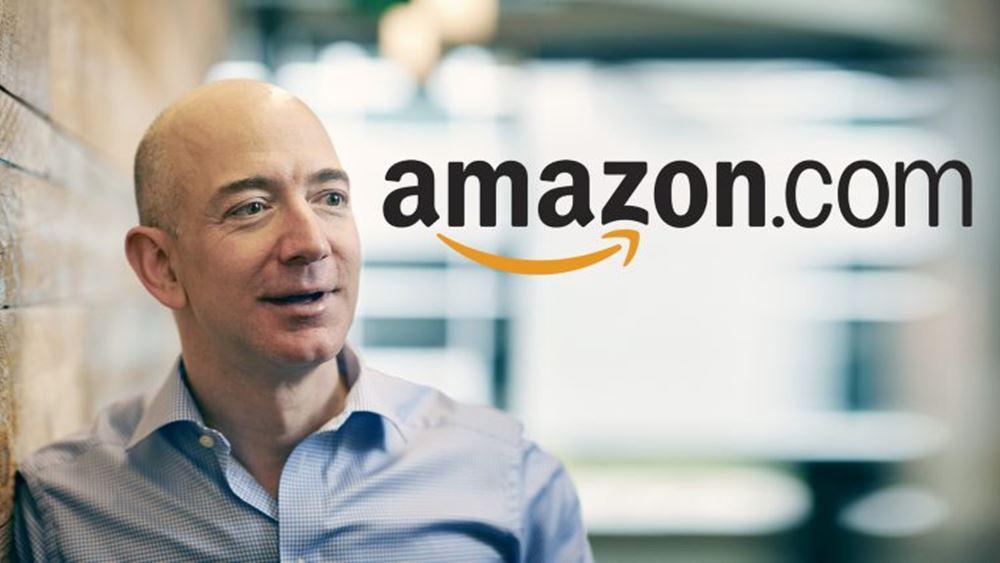 Η Amazon άνοιξε δικαστικό πόλεμο με τον Τραμπ για κρατική σύμβαση 10 δισ. δολ.