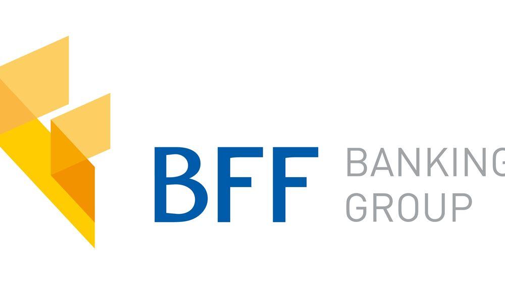 BFF Banking Group: Ανοίγει υποκατάστημα στην Ελλάδα το γ' τρίμηνο του 2020