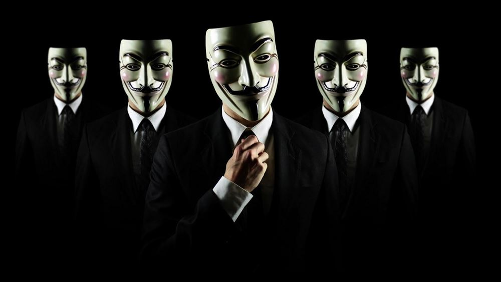 """Οι Anonymous """"έριξαν"""" τη σελίδα για τους ηλεκτρονικούς πλειστηριασμούς"""