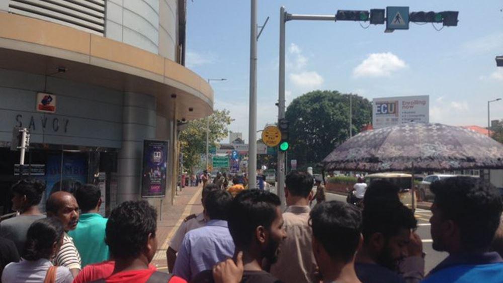 """Σρι Λάνκα: Ο εγκέφαλος των βομβιστικών επιθέσεων της 21ης Απριλίου """"είναι πολύ πιθανό"""" να είναι αλλοδαπός"""
