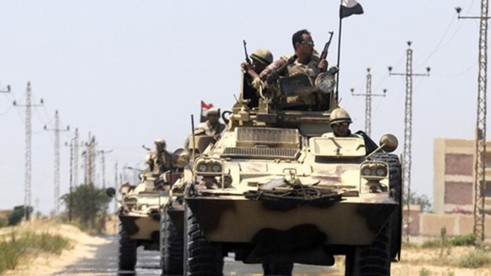 Αίγυπτος: Οι δυνάμεις ασφαλείας σκότωσαν 14 φερόμενους ως ισλαμιστές μαχητές
