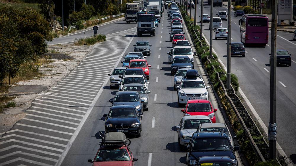 Θεσσαλονίκη: Χωρίς προβλήματα συνεχίζεται η έξοδος των ετεροδημοτών